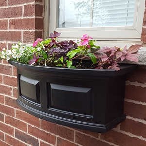 Nantucket 2FT Window Box Planter